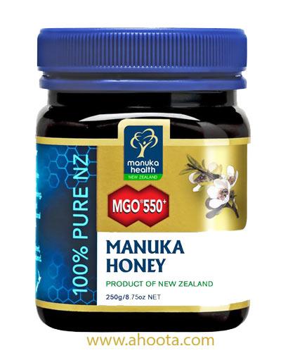 مصرف عسل مانوکا