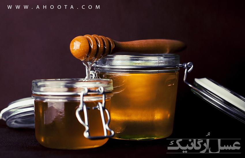 عسل ارگانیک و طبیعی
