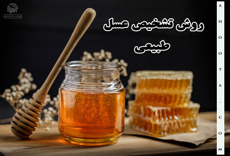 Natural honey detection method