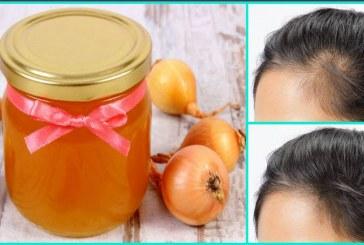 درمان ریزش موها با عسل طبیعی