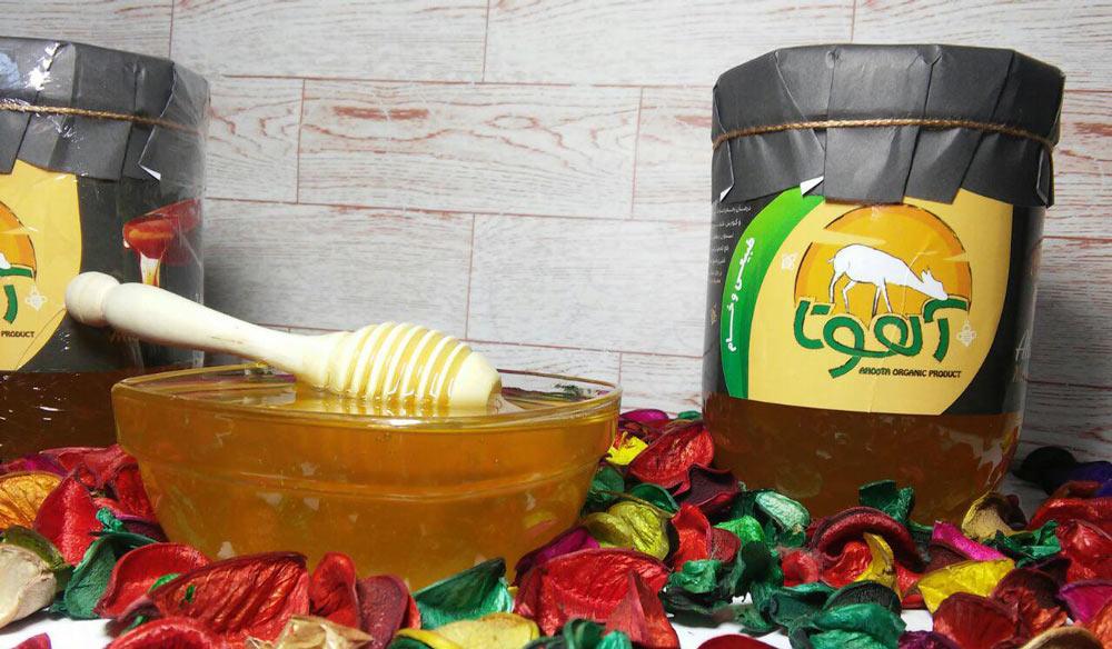 خواص عسل مرکبات
