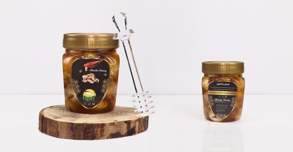 خرید عسل انجیر