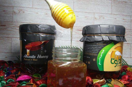 عسل سیاه دانه