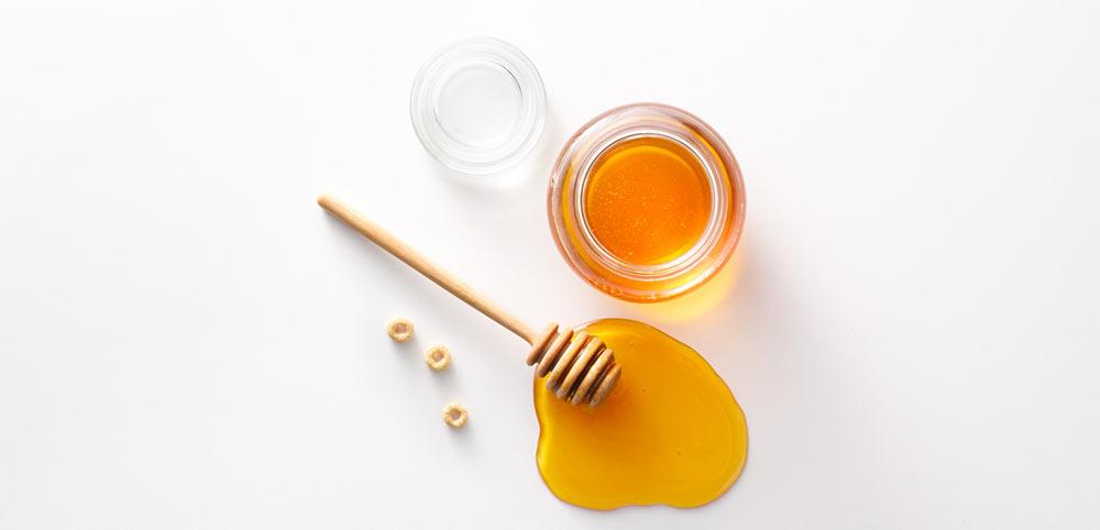 ساکارز عسل طبیعی