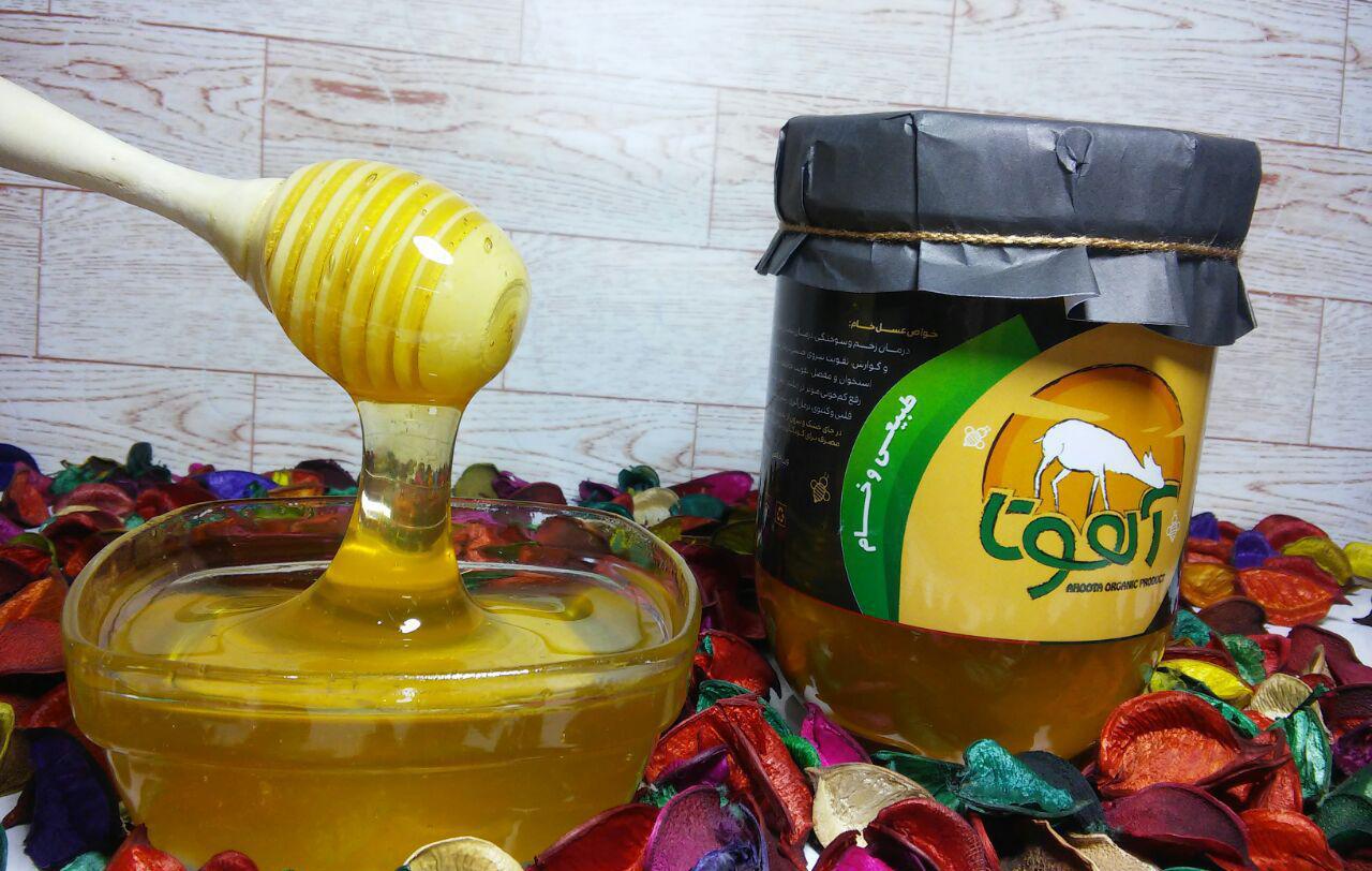 فروش عسل اقاقیا
