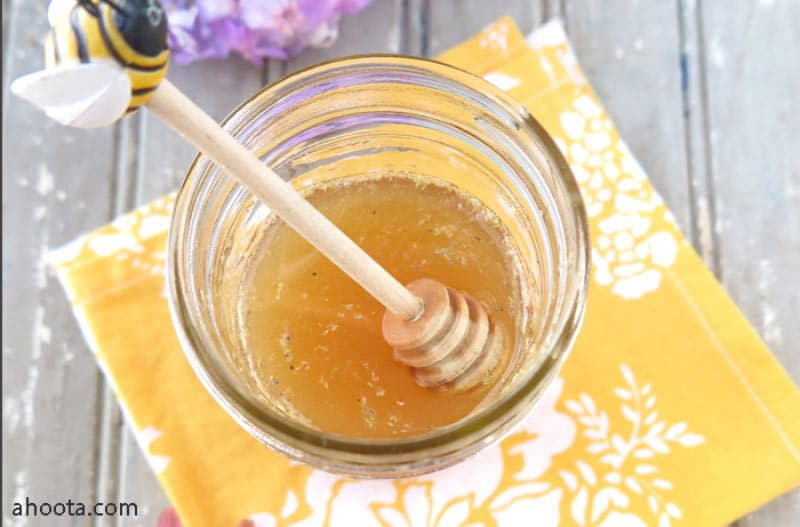 فواید عسل اسطوخدوس