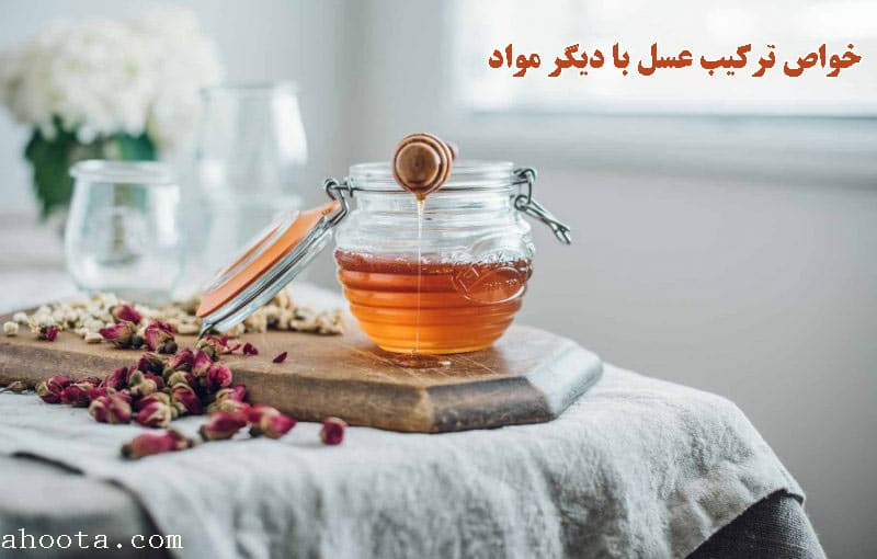 ترکیب عسل