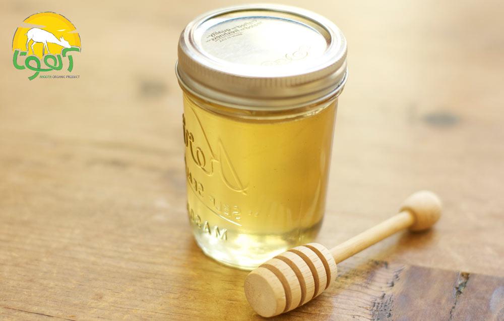 خواص عسل پنبه