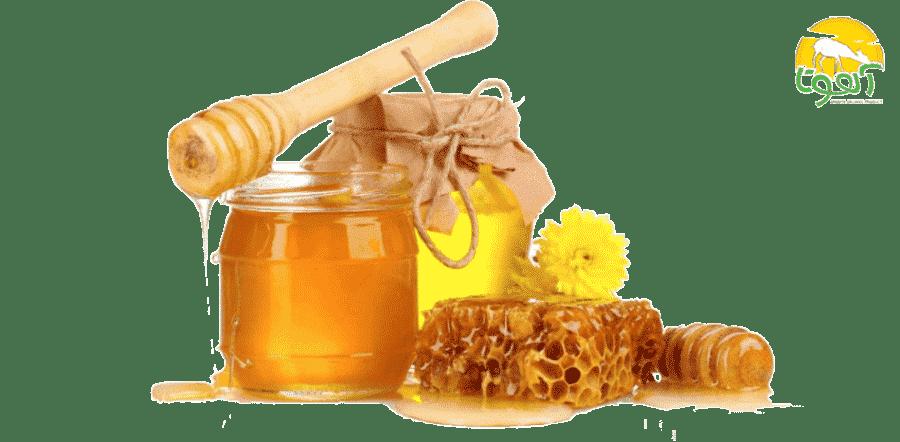 مواد معدنی عسل طبیعی