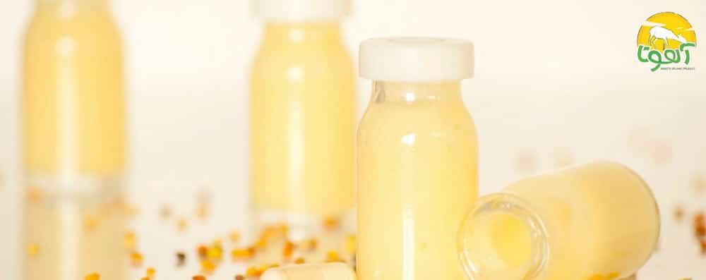 درمان سل پوستی و بیماری گریوز با ژل رویال