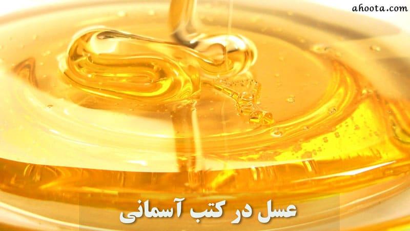 عسل در کتب آسمانی