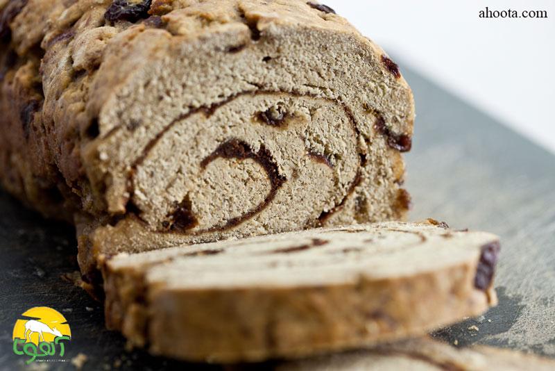 دستور پخت نان عسل