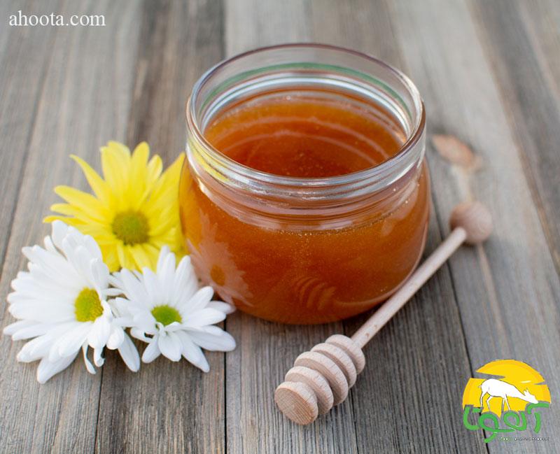 شکرک زدن عسل تقلبی و رس بستن