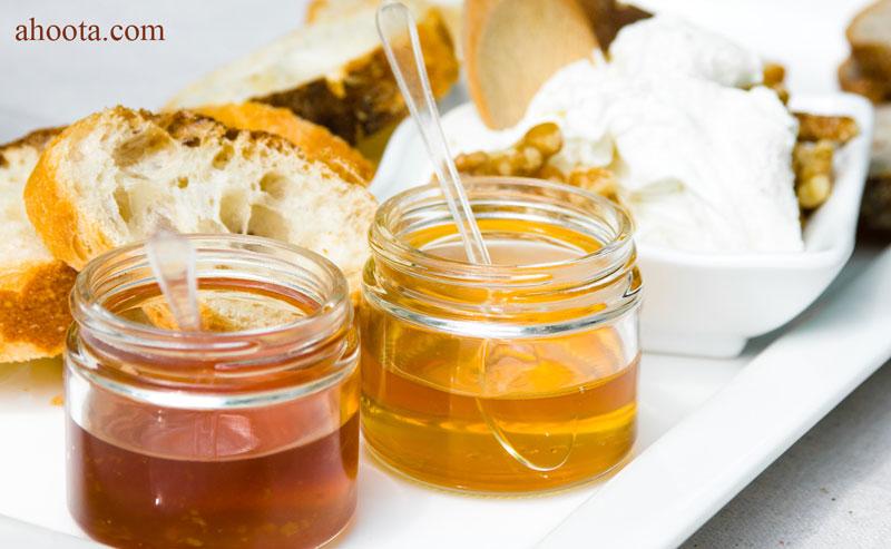 شکل عسل